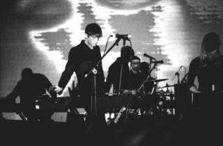 Cold Cave + Douglas McCarthy