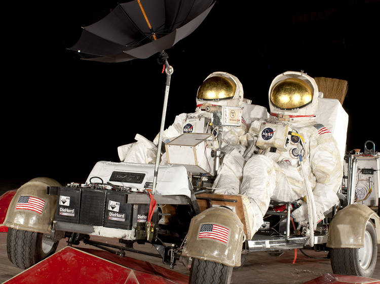 Lift off at Space Program: Mars at the Park Avenue Armory