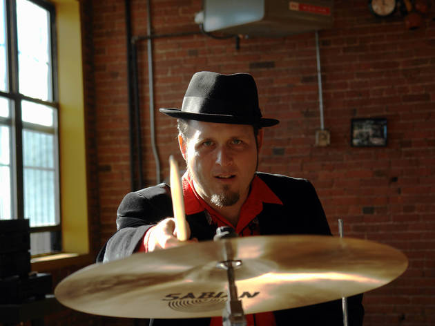 Scott Kettner's Orgy in Rhythm