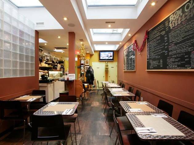 Prince Street Café (CLOSED)