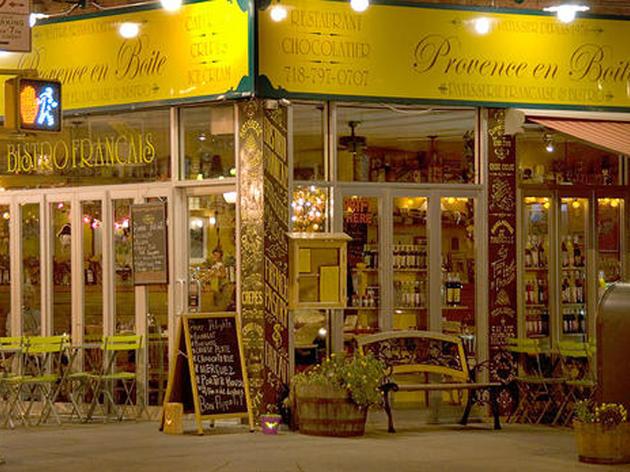 Provence En Boite Restaurants In Carroll Gardens Brooklyn