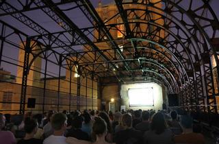 Free film screenings at Industry City