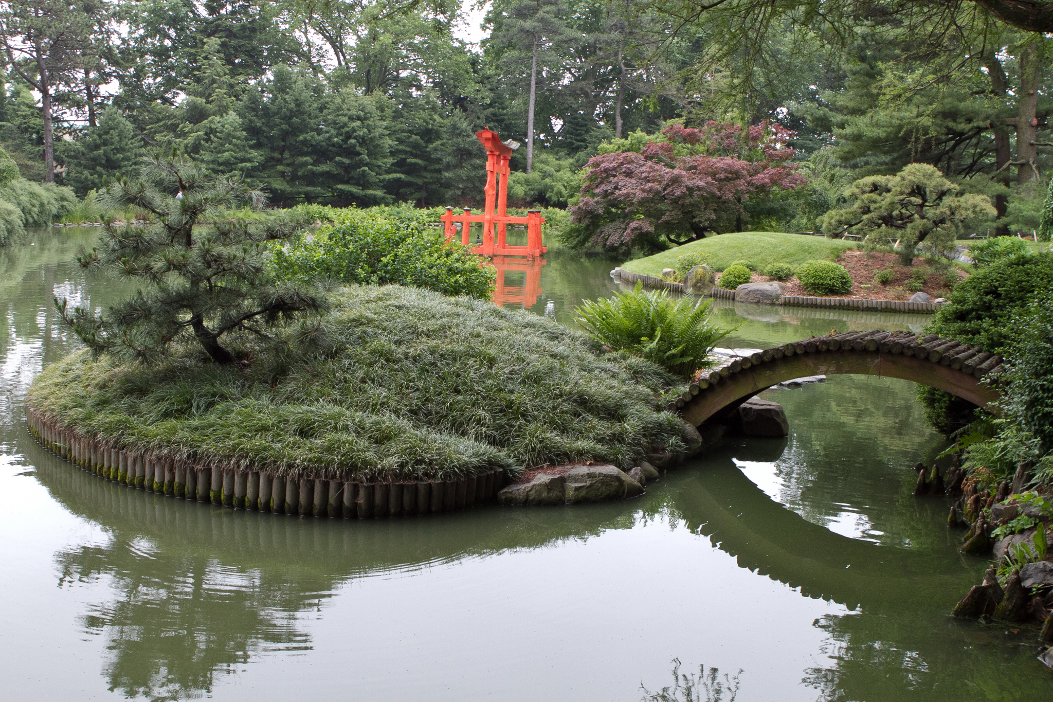 Take a free trip to the Brooklyn Botanic Garden