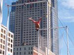 Trapeze School New York at Pier 40