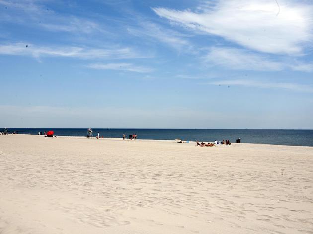 Beach-cation
