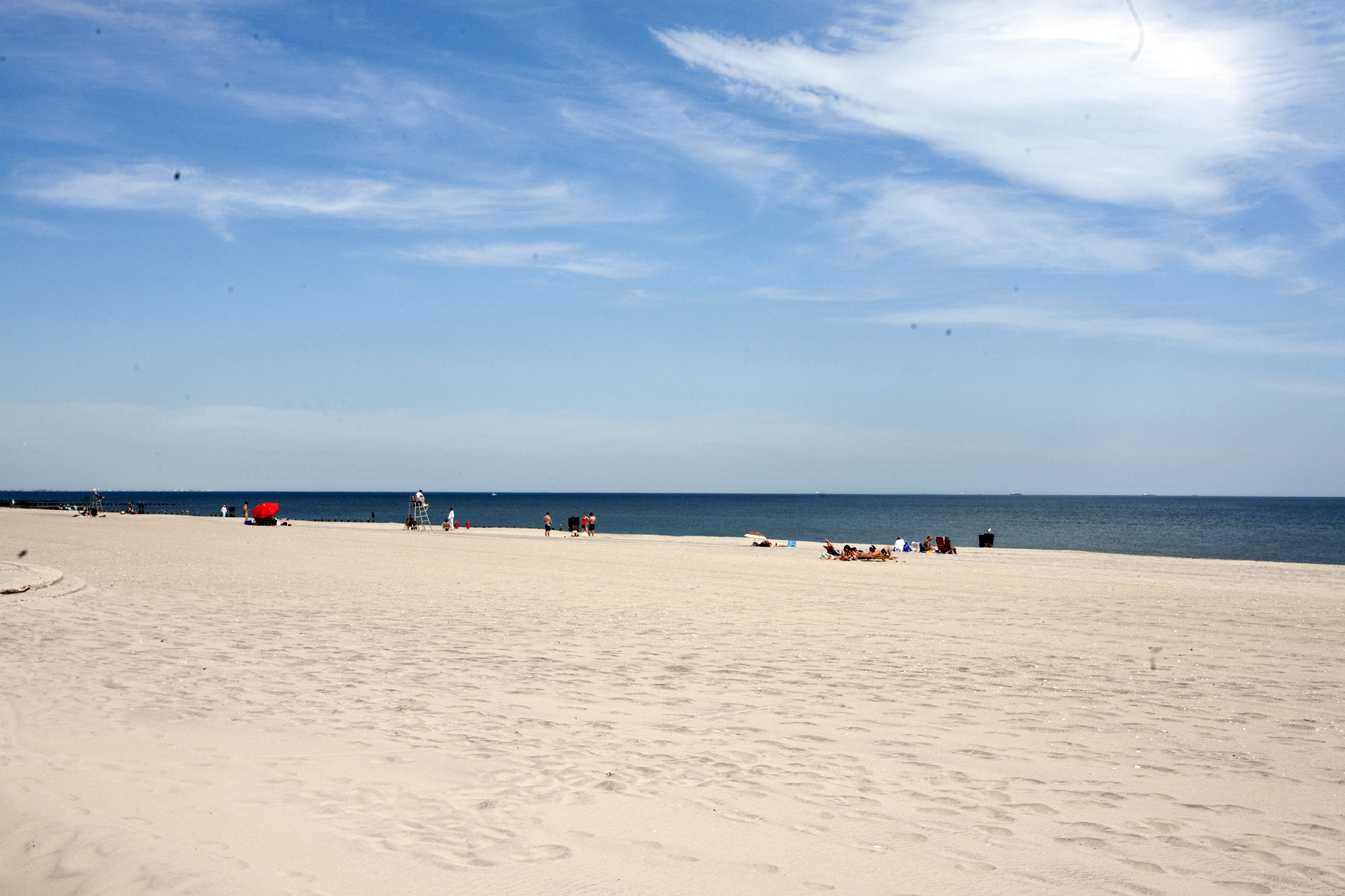 The NYC beach-vacation staycation
