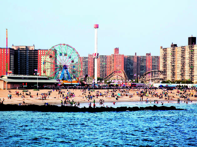 Spend a classic afternoon at Coney Island