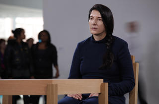 Marina Abramović : The Artist Is Present