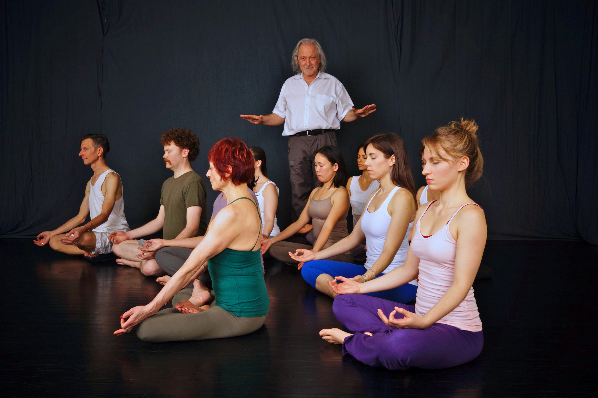 Meditate at Ishta Yoga