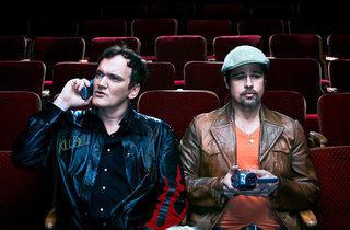 Tarantino Pitt