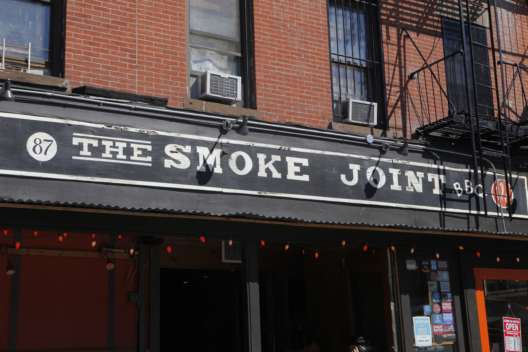 The Smoke Joint