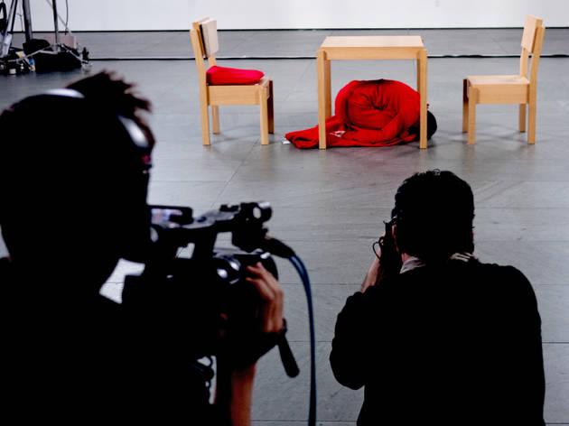 Marina Abramovic, Marina Abramovic: The Artist Is Present