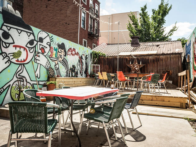 The best restaurants for outdoor dining in NYC