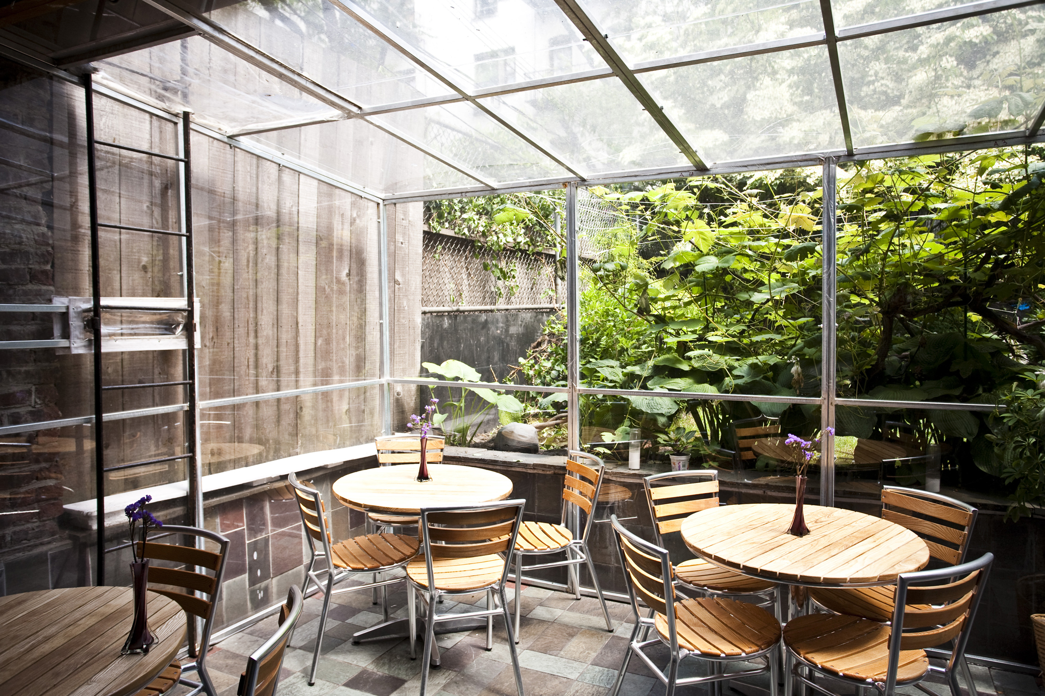 Restaurants for outdoor dining in NYC