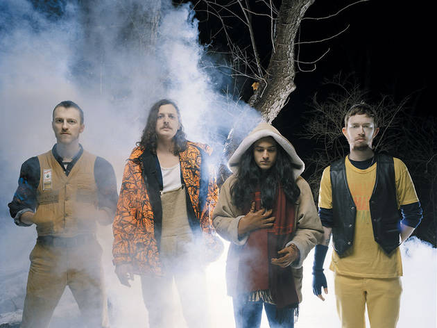 Yeasayer CONCERT REPORTÉ