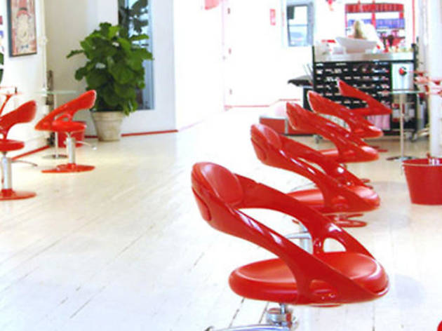 Red Market Salon