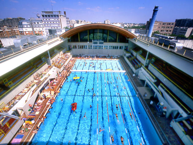 Piscine Georges-Vallerey