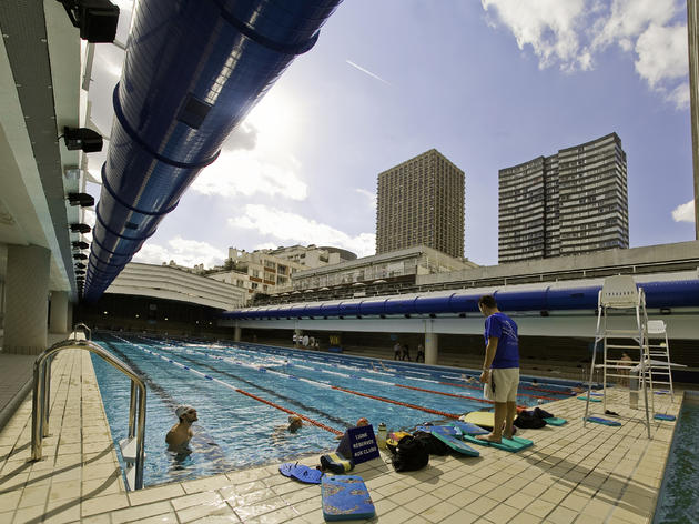 Piscine Keller Sport And Fitness In Javel Paris