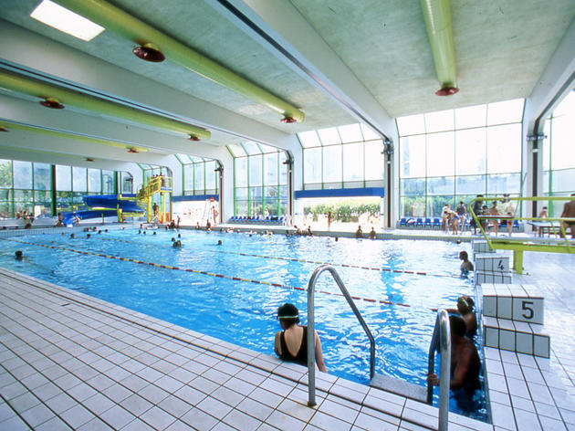 Piscine Champerret