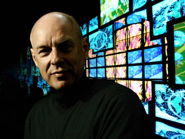 A Brian Eno Celebration : Mondkopf + Icebreaker Ensemble