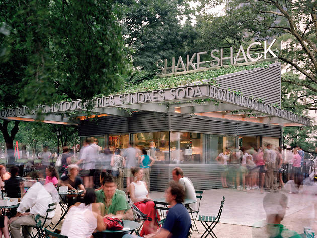 Shake Shack | Restaurants in Flatiron, New York