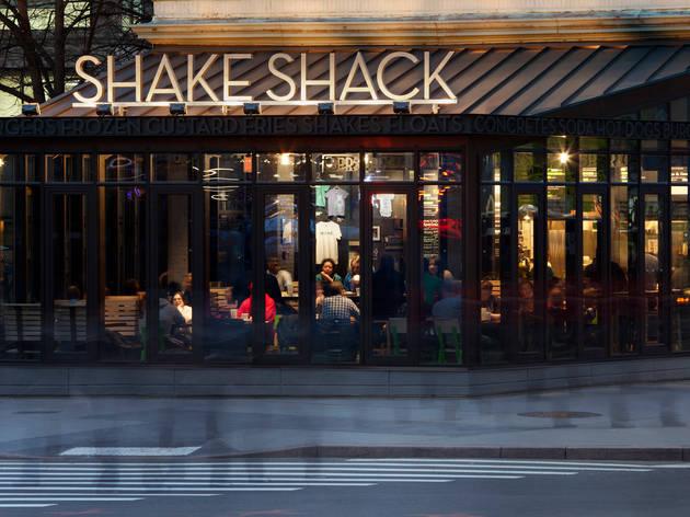 Shake Shack, Fulton Mall, Brooklyn, NY