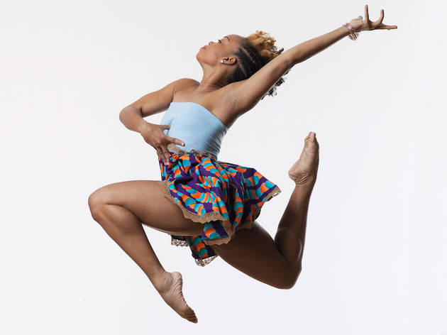 Camille A. Brown & Dancers + Malcolm Low/Formal Structure + Dancin' Downtown at the Joyce contest winner