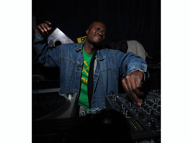 Discovery: FIT Sound Party with Marcellus Pittman + FIT