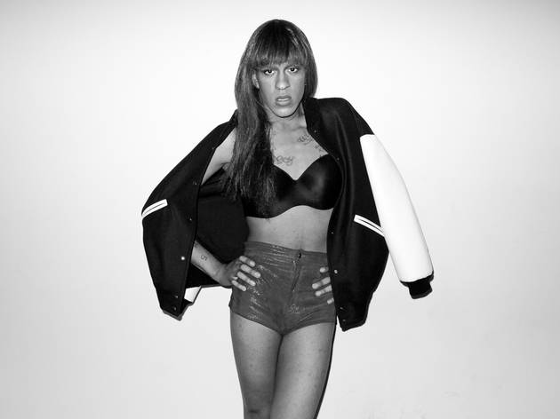 UNO NYC and Software: Mykki Blanco + Autre Ne Veut + Airbird