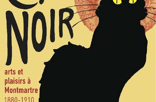 """(Exposition """"Autour du Chat Noir"""" au Musée de Montmartre (Paris))"""