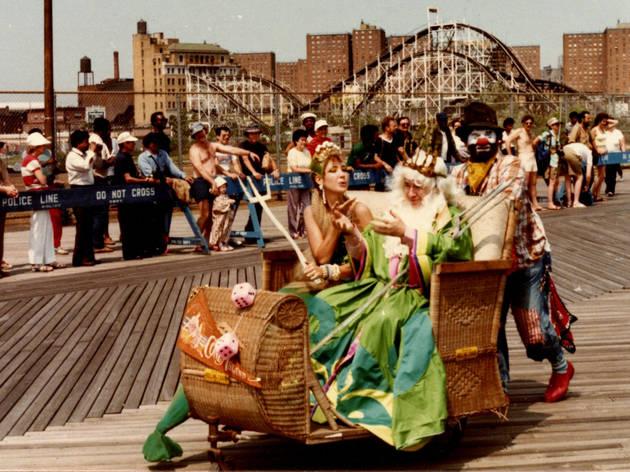 (Photograph: Courtesy Coney Island Museum)