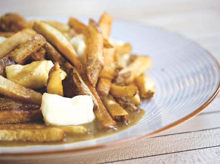 Fries: Poutine at Mile End Sandwich
