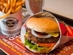 Double 'n Cheese Steakburger at Steak 'n Shake Signature