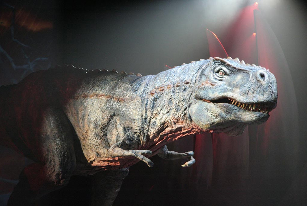 Marche des dinosaures