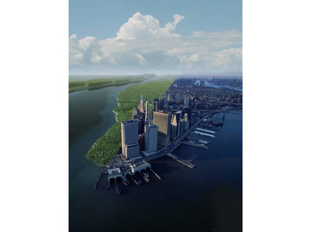 """Mannahatta/Manhattan: A Natural History of New York City"""