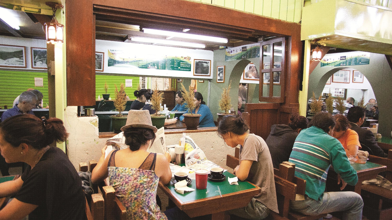 Restaurantes y cafés en Nápoles/ Del Valle/ Narvarte