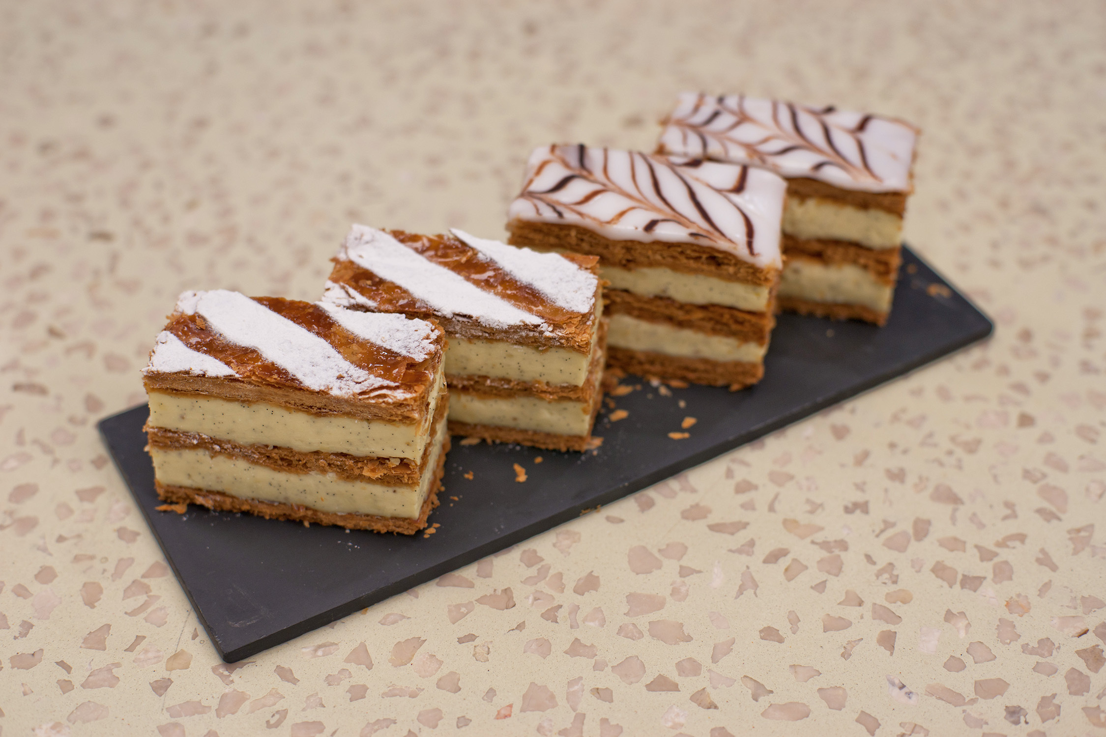 Mille-Feuille at Mille-Feuille