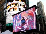 Art Takes Times Square