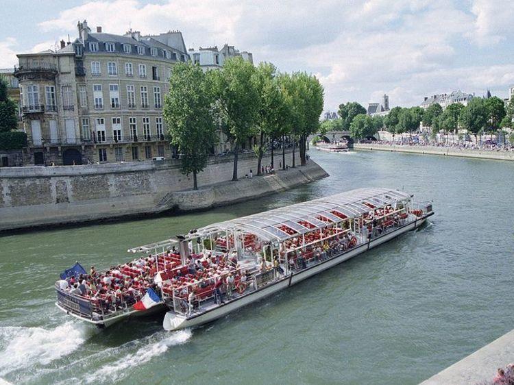 Croisière • Bateaux Parisiens