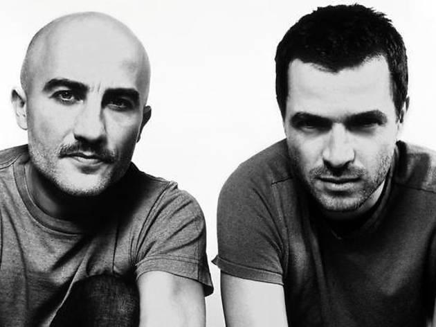 Cassius & Uffie (live)