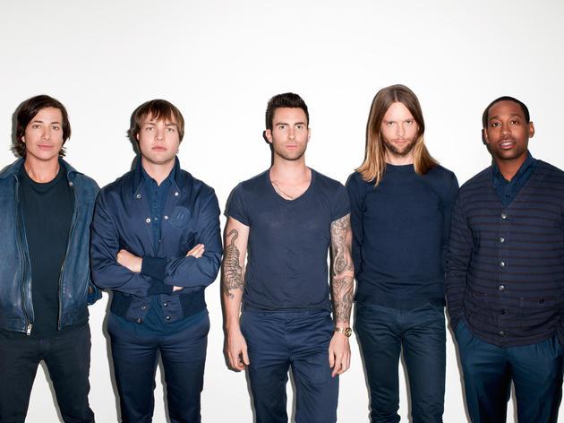 Maroon 5 + Magic!