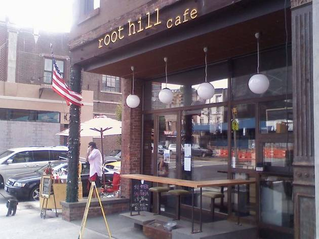Root Hill Cafe