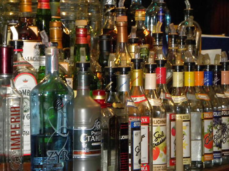 Russian Vodka Room