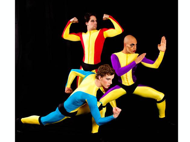 Mod Carousel Presents Wham! Bam! KaBOOM! A Boylesque Supershow