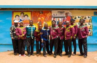 Jungle By Night + Orchestre Poly-Rythmo de Cotonou