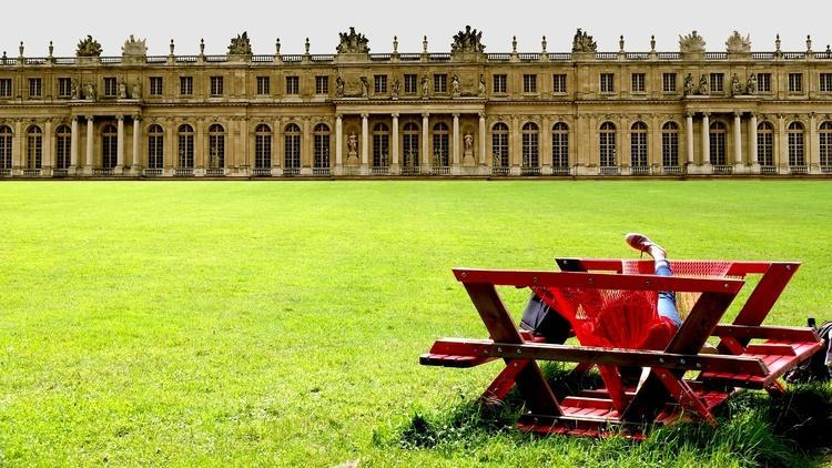 Versailles - vs- Chamarande