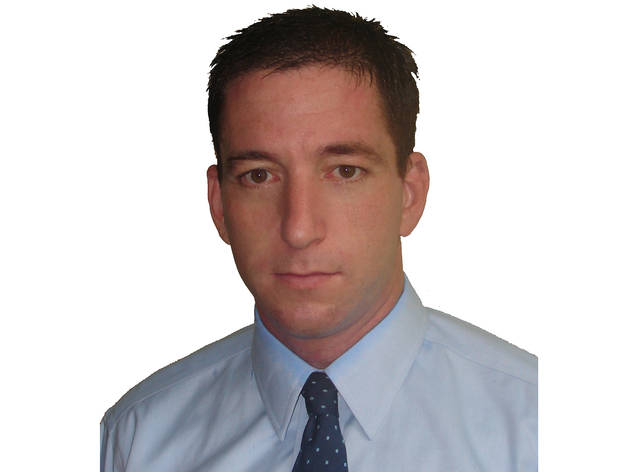 Glenn Greenwald Speaks