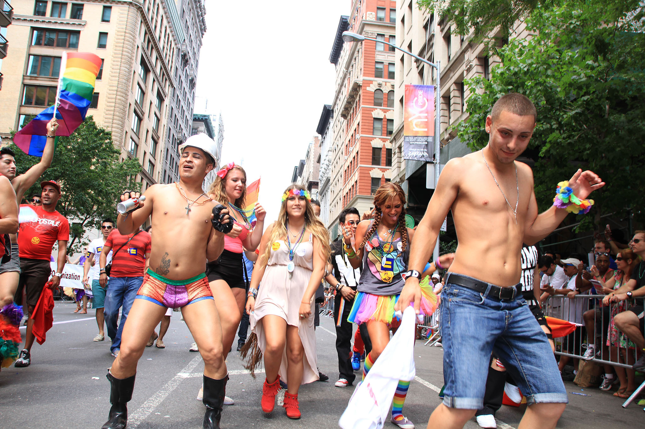 When Is The Gay Pride Parade 88