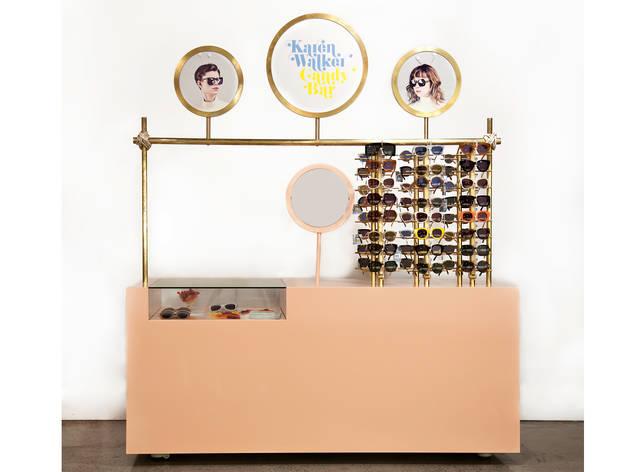 Karen Walker Candy Bar pop-up