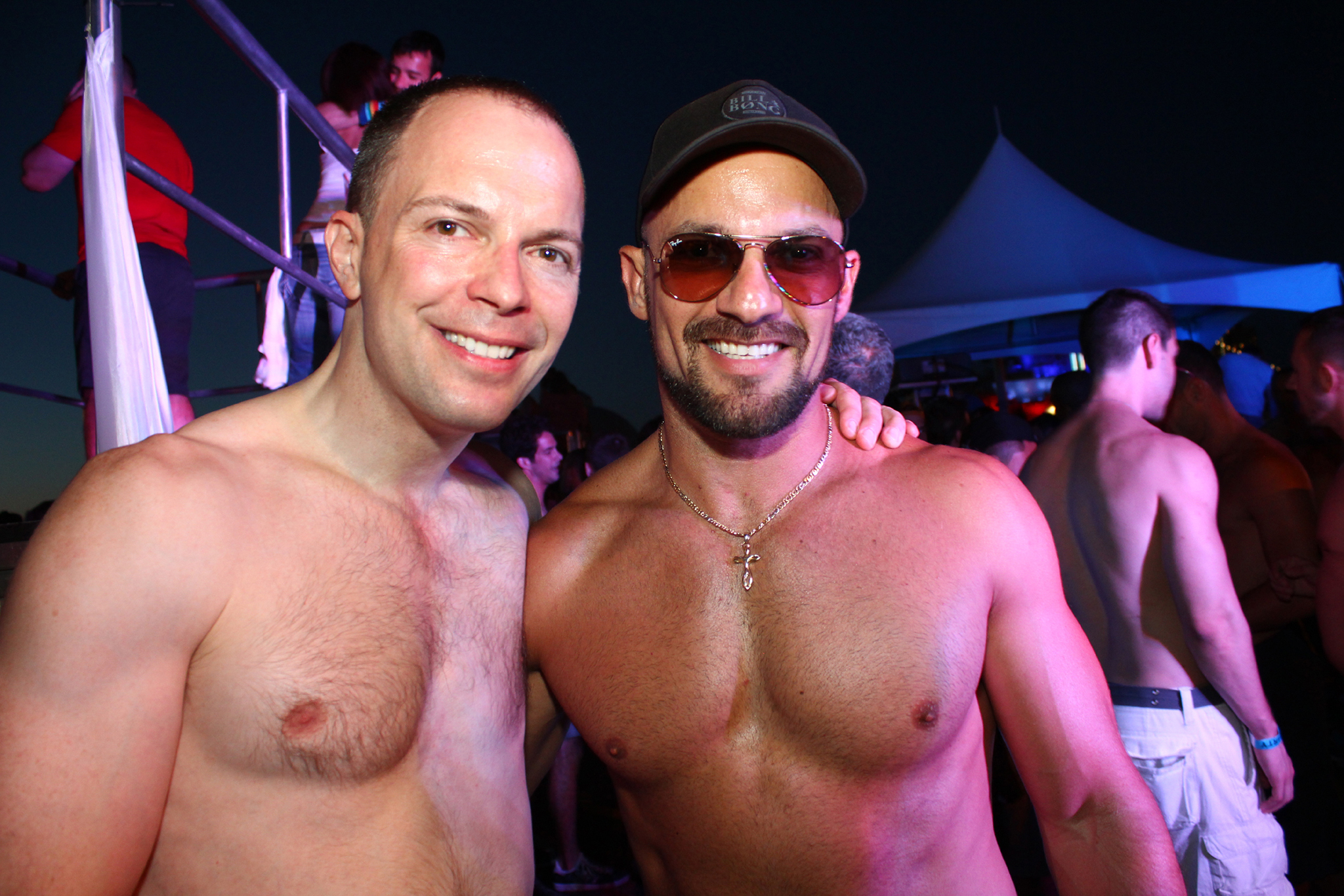 Gay Pride NYC: The Day Party at Pier 83 (SLIDE SHOW)